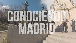 CONOCIENDO MADRID   AVENTADOS