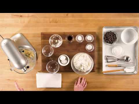 Chocolate Chip Cookies w/ Mandy Tanner Step 2 | Traeger Grills