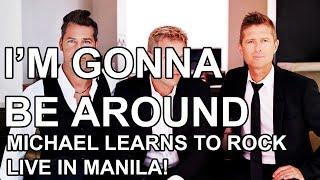 MLTR - Im Gonna Be Around (Live In Manila)
