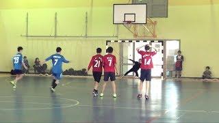 Aktobe KTL 2-2 Astana KTL (2-1 by penalties) KATEV FUTSAL 2014