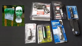 Best EDC Pepper Sprays - Tested and Reviewed