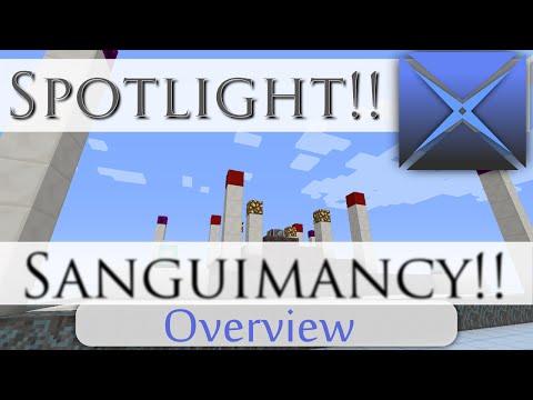Sanguimancy - Overview: By Tomben (Mod Spotlight)