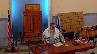 Shabbat Sermon - June 8, 2019