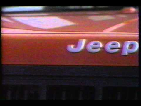 Screenshot of 1993 Jeep Cherokee Commercial