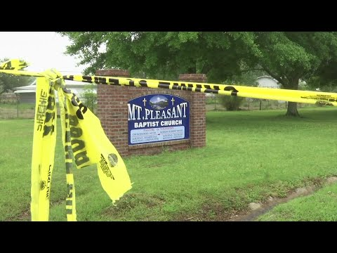"""Authorities in southern Louisiana are investigating a string of """"suspicious"""" fires at three African American churches in recent days. (April 5)"""