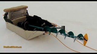 Сани-волокуши для рыбалки своими руками