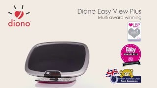 Diono Easy View Plus
