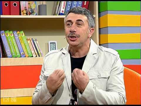 Аутизм у детей - Школа доктора Комаровского