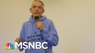 Beloved Houston Furniture Store Owner Turns His Shops Into Shelters | MSNBC thumbnail