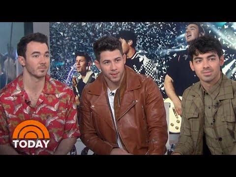Jonas Brothers Dish On Music, Marriage, And 'Happiness Begins' Tour | TODAY
