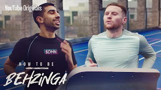 Training Under COVID | How To Be Behzinga