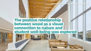 Ontario Wood Design Award Winners 2020