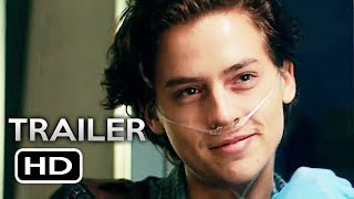 FIVE FEET APART Official Trailer  2 (2019) Cole Sprouse, Haley Lu Richardson Movie HD