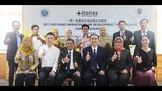 Penandatanganan MoA Itenas dengan Guangxi