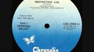 "Spandau Ballet ""Instinction"" (Extended)"