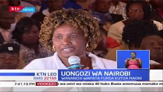 Wananchi wapata fursa ya kutoa maoni kuhusu uongozi wa Nairobi