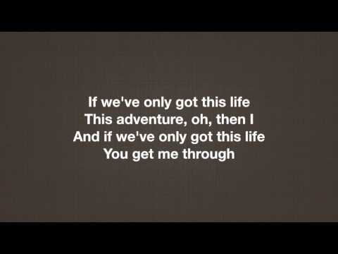 COLDPLAY - Adventure Of A Lifetime (LYRICS)