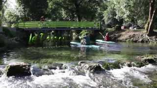 preview picture of video 'camping dordogne périgord noir le douzou calme et familial'