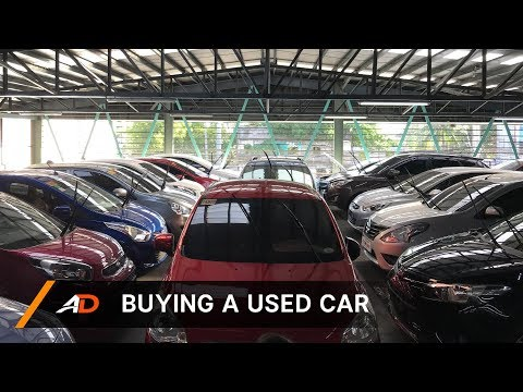 How To Buy Used Cars
