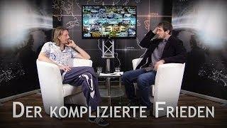 Der komplizierte Frieden – Lars Mährholz im Gespräch mit Frank Höfer