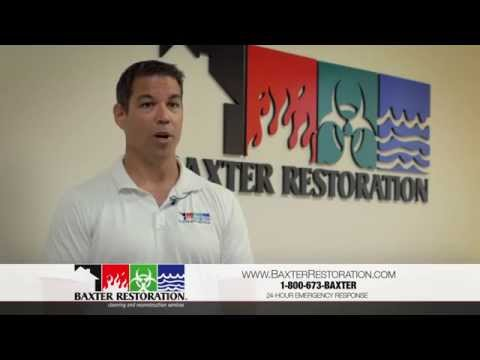 Baxter Restoration is proud to be a WFTV Channel 9 home and garden expert!