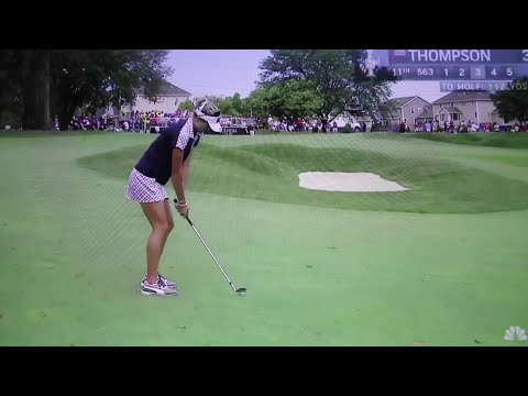 Lexi Thompsons' 7-Hole Stretch at 8-Under Screenshot 2