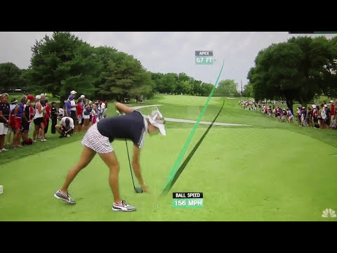 Lexi Thompsons' 7-Hole Stretch at 8-Under Screenshot 3