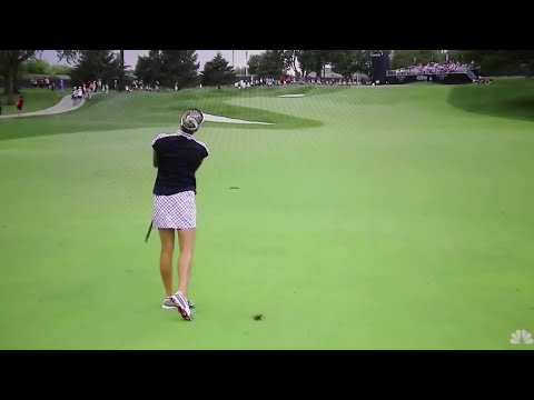 Lexi Thompsons' 7-Hole Stretch at 8-Under Screenshot 4
