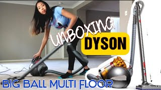 Unboxing DYSON  Big Ball Multi Floor | New Vacuum Cleaner for Wifey!