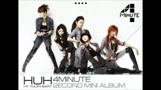 4Minute (포미닛) - Bababa