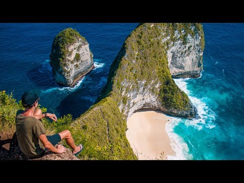 Nusa Penida, Bali | Most Beautiful Island?! DJI Mavic Drone!