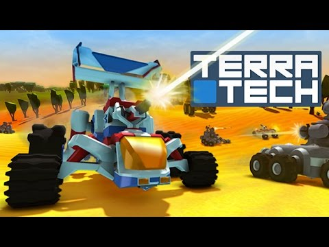 TerraTech Humble Beta Official Trailer thumbnail