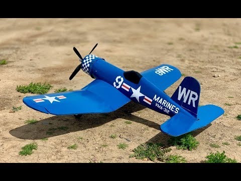 flying-with-the-corsair--flite-test-master-series