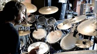 Children Of Bodom If you want peace...Prepare for war drum cover [Luke]