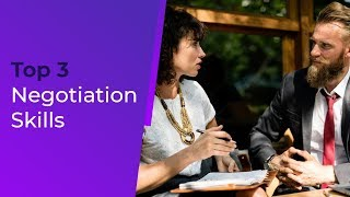 The Top 3 Negotiation Skills Of Persuasive People | Brian Tracy