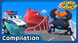 [Superwings s3 full episodes] EP06~EP10