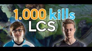 1.000 kills en la LCS