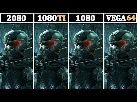 GTX 1080 vs VEGA 64 vs RTX 2080 vs GTX 1080TI | Tested 13