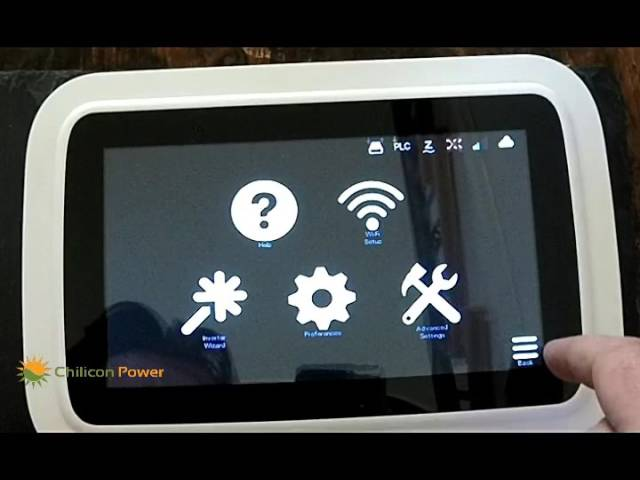 Home Energy Meter Setup
