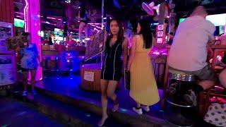 PHUKET WALKING STREET PATONG BANGLA ROAD NIGHT SCENES