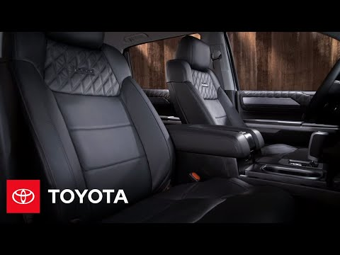 Toyota Tundra video