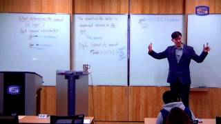 These videos are taken from a lecture course on Modern Physics I taught at the Catholic University of Korea in Spring 2016.In this class I introduce the Aether - the hypothesised medium in which light was believed to propagate.