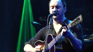 Dave Matthews Band - Belly Full - Charlottesville - 12-15-12