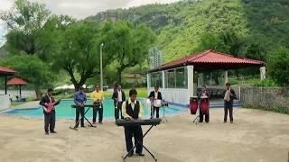 Cumbia Cristiana De Guatemala - Agrupación Tropical Unción Santa - Allí Quiero Ir Y Tu