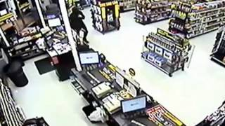Advance Auto Part Store Robbery