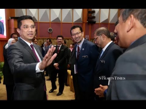 Azmin: Hidden hands behind attempt to silence me