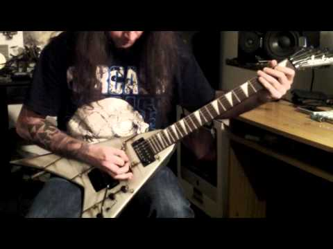 Steve Vai Bad Horsie Guitar Cover by Davish G. Alvarez
