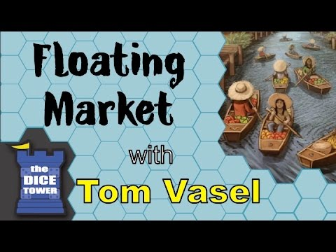 Dice Tower Reviews: Floating Market