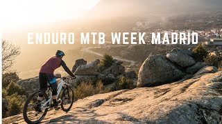 A week of Enduro Riding in Madrid