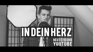 """IN DEIN HERZ""   Tim Bendzko (Cover By KiiBeats) [HD]"
